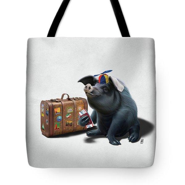 Might Wordless Tote Bag