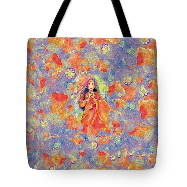 Seashell Wish Tote Bag
