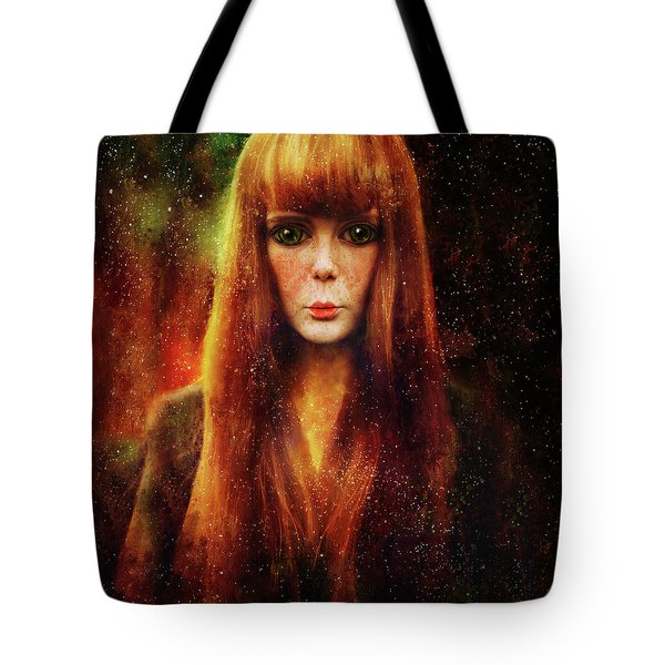 Star Dreamer Tote Bag