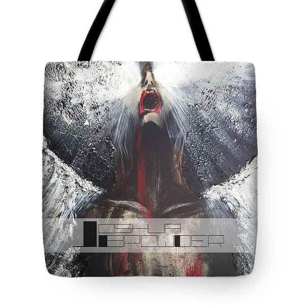 Darkness Rain Tote Bag by Joshua Browder