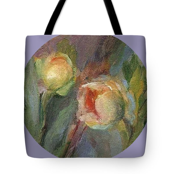 Evening Bloom Tote Bag