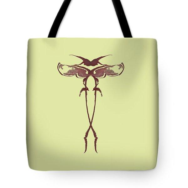Zen Fly Specimen  Tote Bag