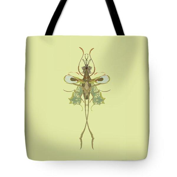 Mosquito Specimen Tote Bag