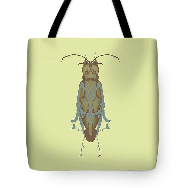 Cockroach Specimen Tote Bag