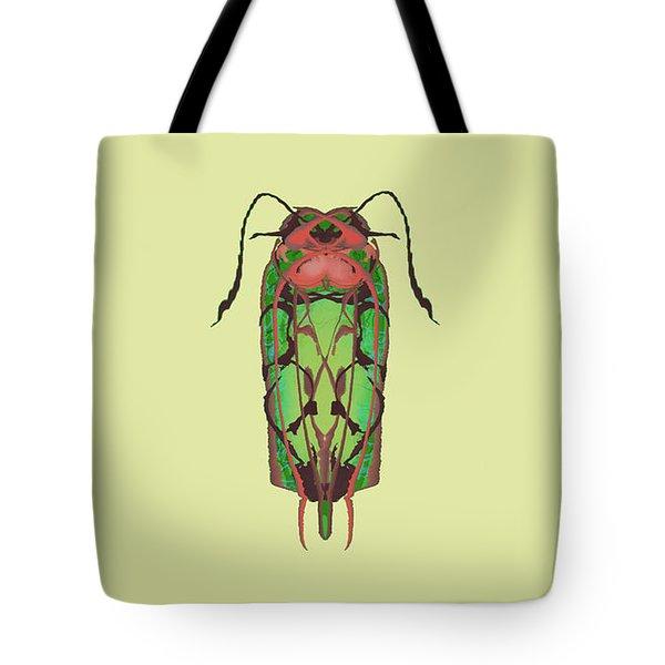 Dread Bug Specimen Tote Bag