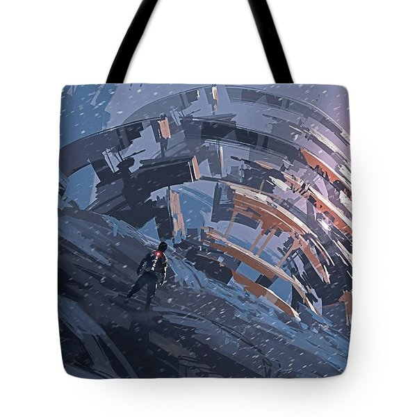 That Thou Art Peter Matthew Chapter 16 Tote Bag