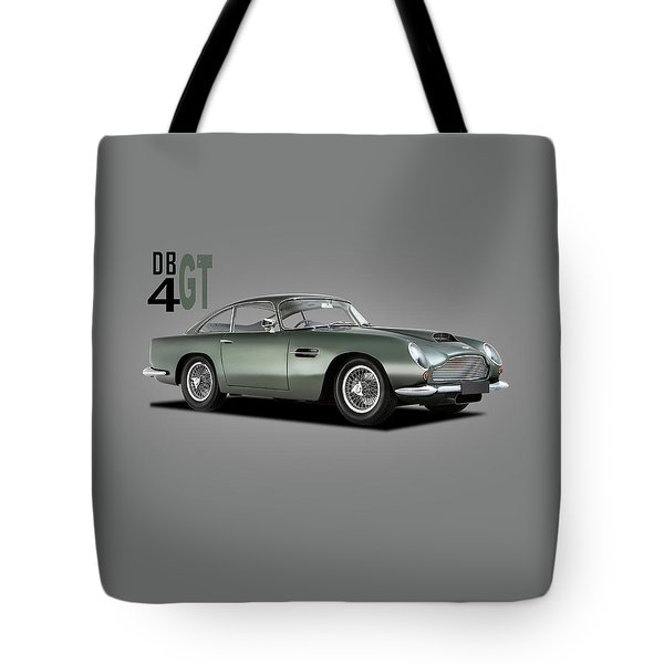 The Db4gt Tote Bag