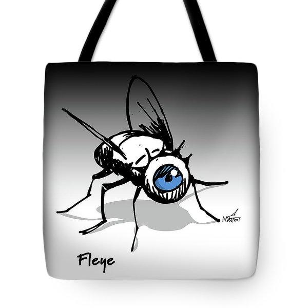 Fleye Tote Bag