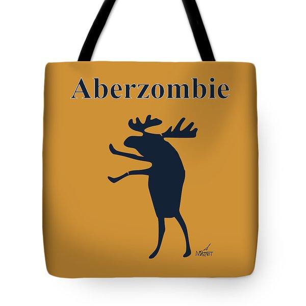 Aberzombie Tote Bag