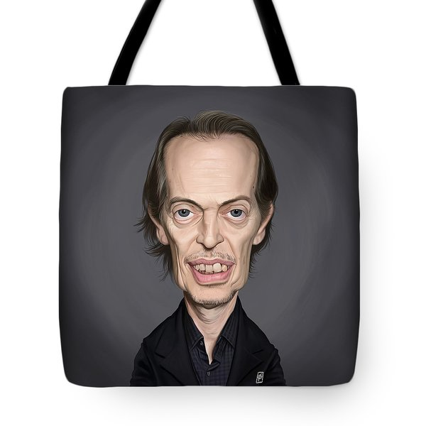 Celebrity Sunday - Steve Buscemi Tote Bag