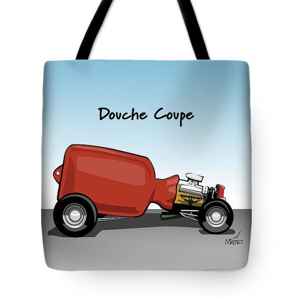 Douche Coupe Tote Bag