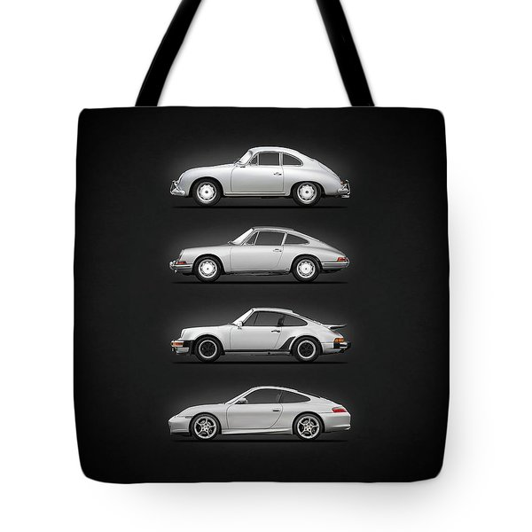Evolution Of The 911 Tote Bag