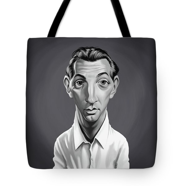 Celebrity Sunday - Robert Mitchum Tote Bag