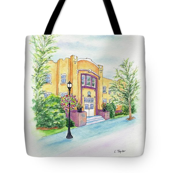 Historic Armory Tote Bag