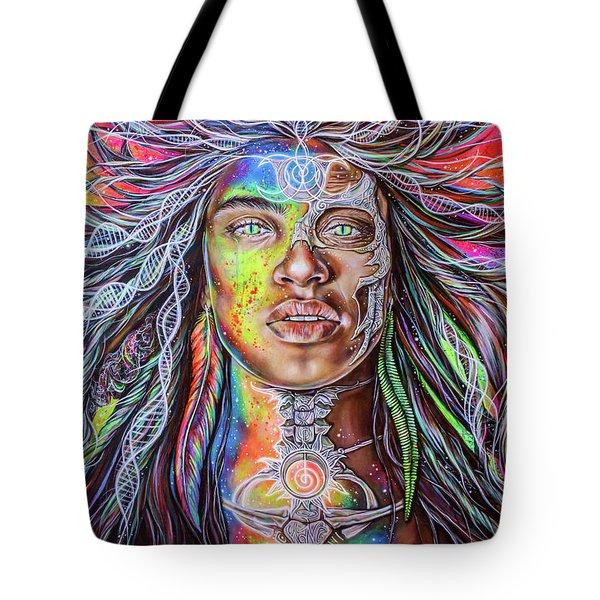 Wild Re-membering  Tote Bag