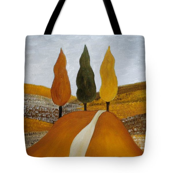 Just The Three Of Us Tote Bag