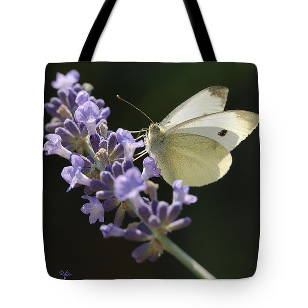 Tote Bag featuring the photograph Spot by Arthur Fix