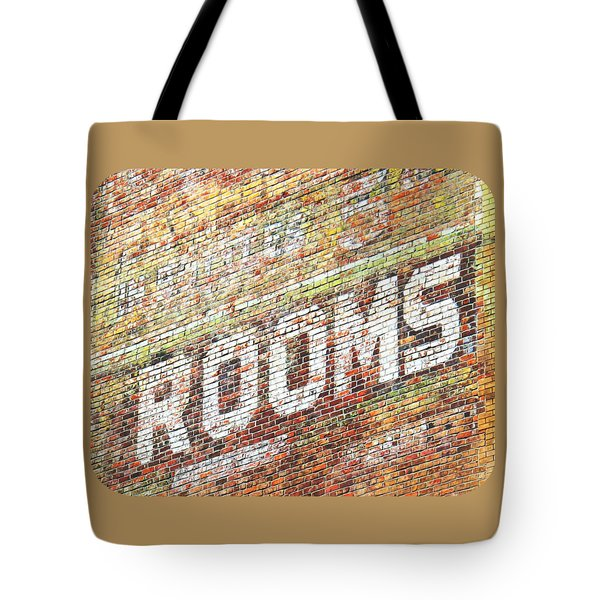 Rooms Tote Bag