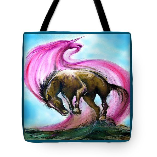 What If... Tote Bag by Kevin Middleton