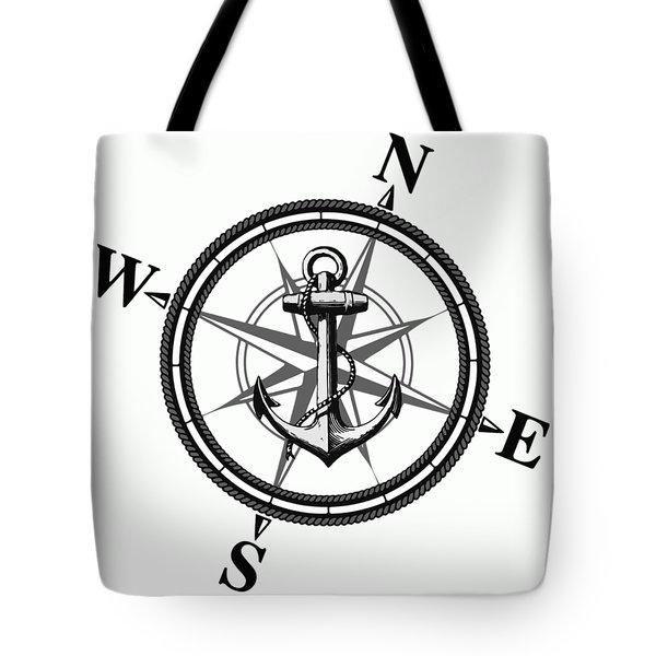 Nautica Bw Tote Bag by Nicklas Gustafsson