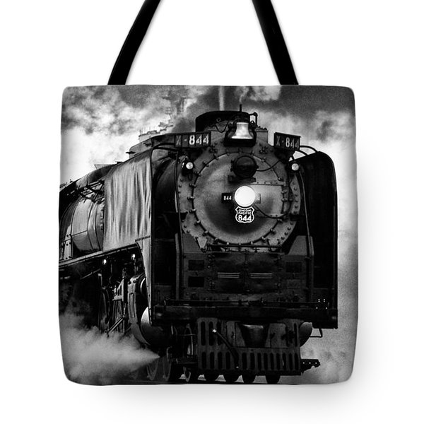 Up 844 Steaming It Up Tote Bag