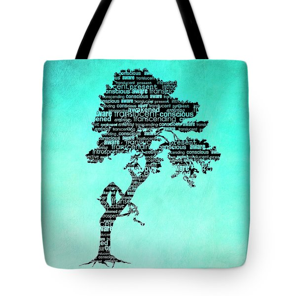 Bodhi Tree Of Awareness Tote Bag