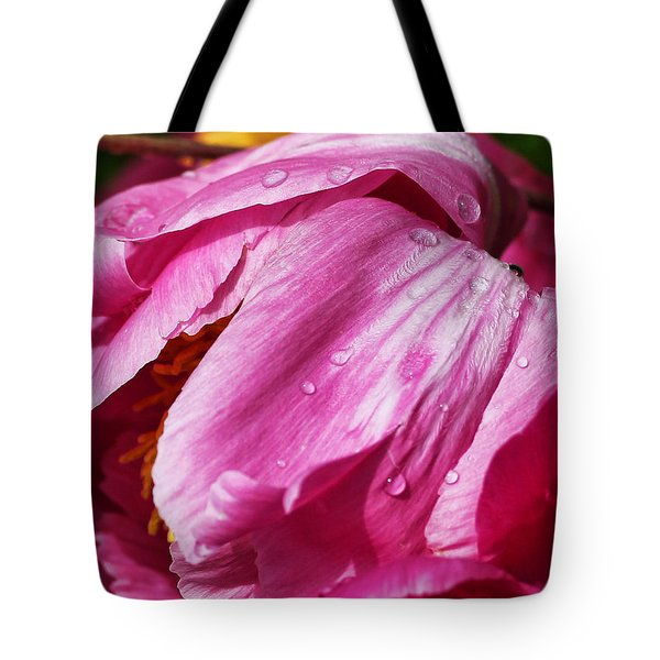 Pink Delight Tote Bag by Bill Kesler