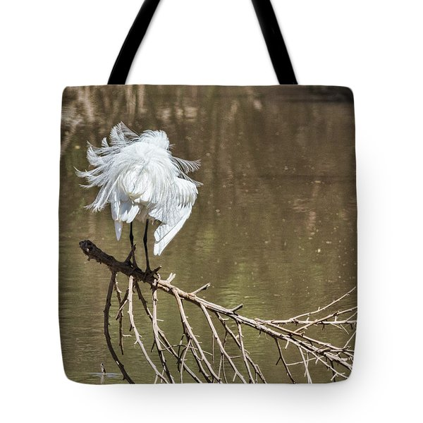 Fluff Time Tote Bag