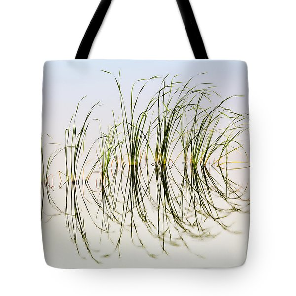 Graceful Grass Tote Bag by Bill Kesler