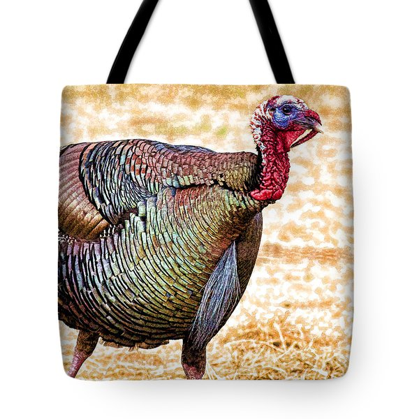 Sir Longbeard Tote Bag by Bill Kesler