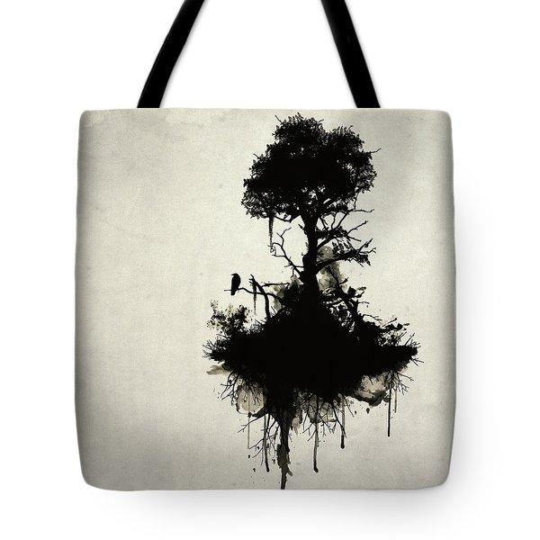 Last Tree Standing Tote Bag