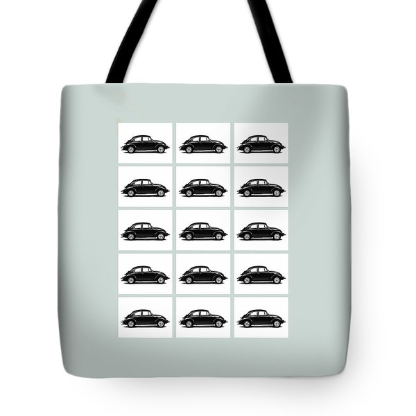 Vw Theory Of Evolution Tote Bag
