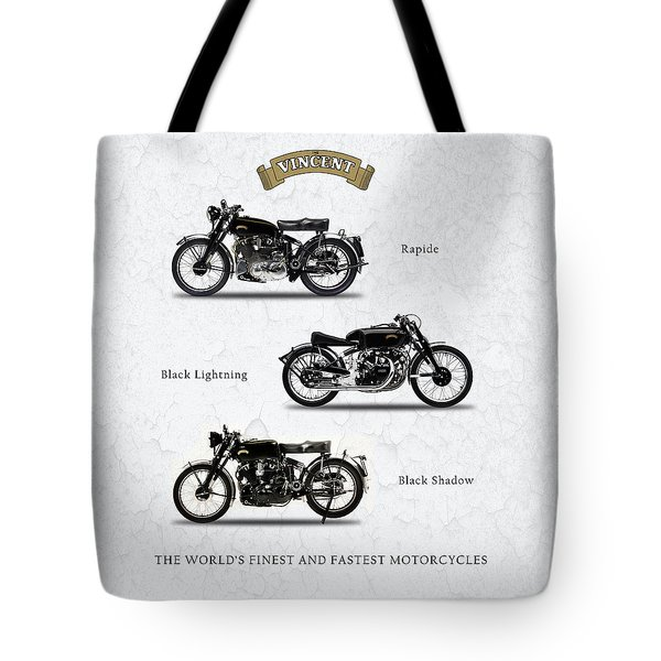 The Vincent Collection Tote Bag by Mark Rogan