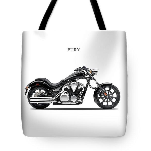 Honda Fury Tote Bag by Mark Rogan