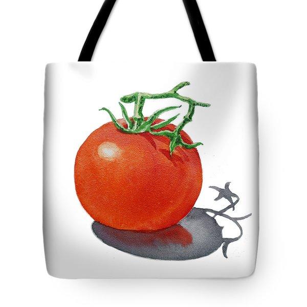 Artz Vitamins Tomato Tote Bag