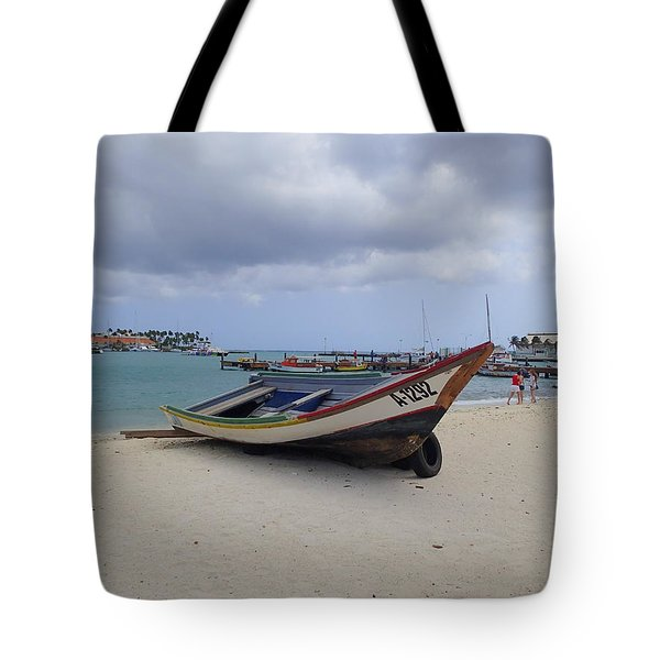 Aruba Beach Tote Bag