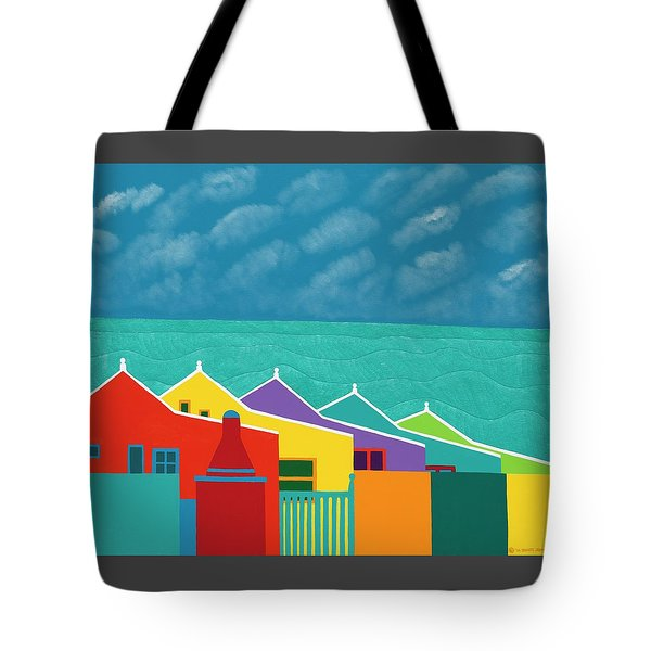 Aruba Fantasy  Tote Bag