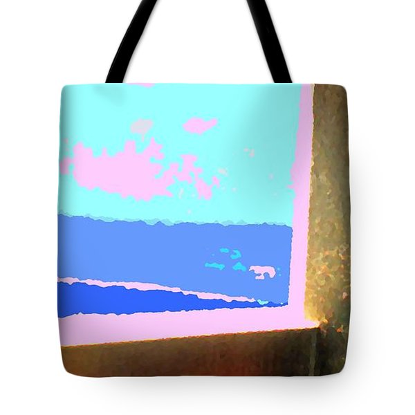 Aruba Tote Bag by Ian  MacDonald