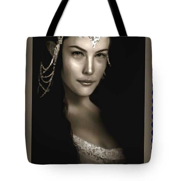 Arwen Undomiel Tote Bag