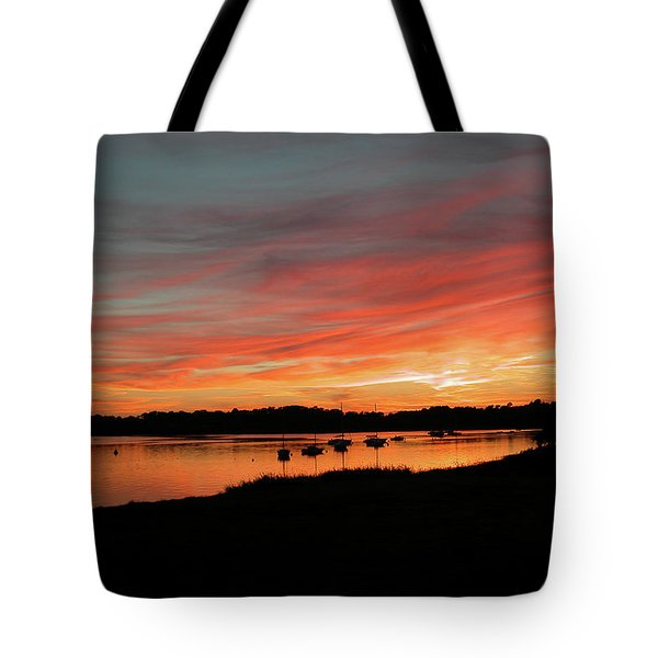 Arzal Sunset Tote Bag