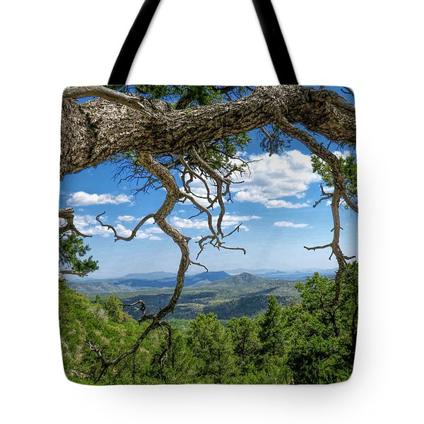 'as Far As The Eye Can See' Tote Bag