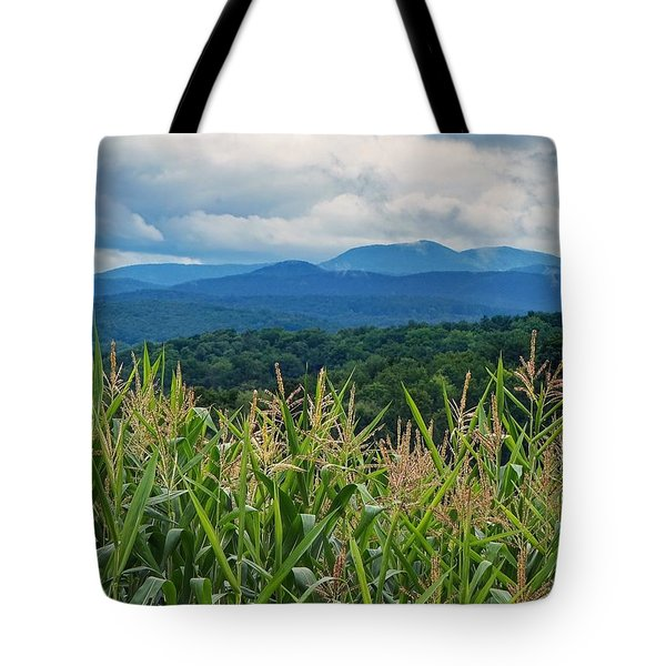 Tote Bag featuring the photograph As High As An Elephants Eye by Kendall McKernon