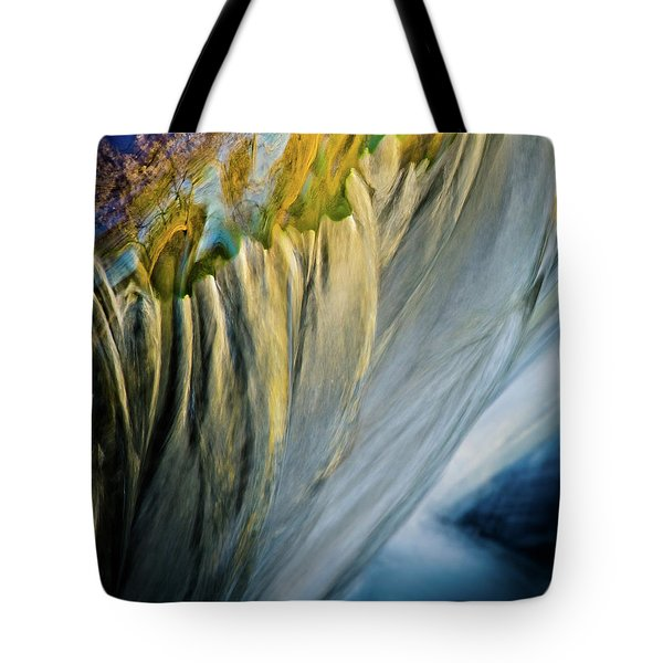 As The Color Runs Tote Bag by Neil Shapiro