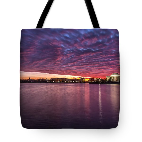 Tote Bag featuring the photograph Apocalyptical by Edward Kreis