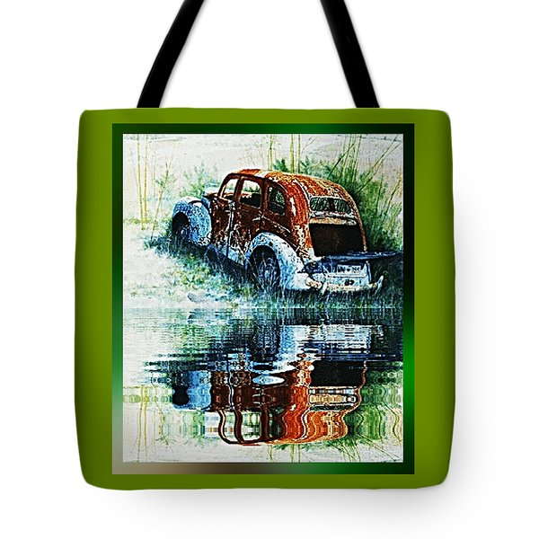As Time Goes By. . . Tote Bag