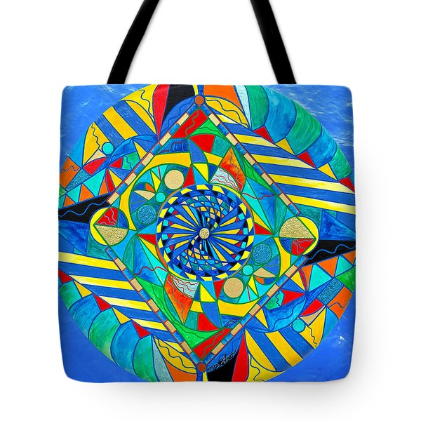 Ascended Reunion Tote Bag
