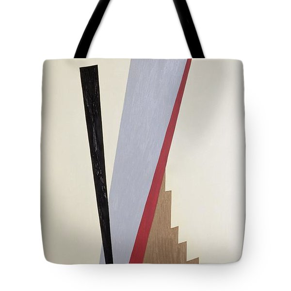 Ascending Tote Bag by Carolyn Hubbard-Ford