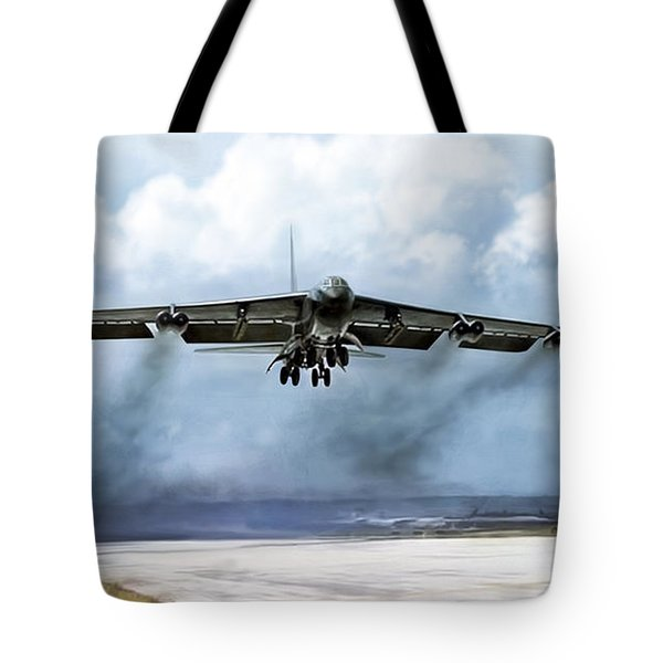 Ascension Tote Bag by Peter Chilelli