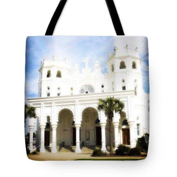 Ascension Sunday Tote Bag