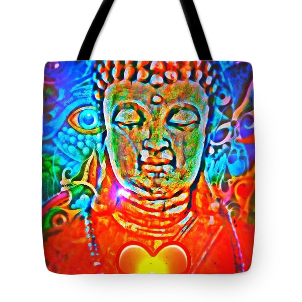 Ascension Wave Tote Bag